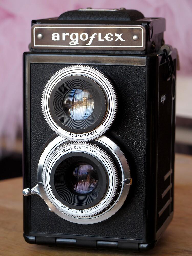Argus Argoflex E TLR by wayneyoungphoto