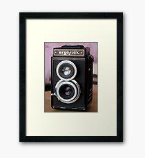 Argus Argoflex E TLR Framed Print