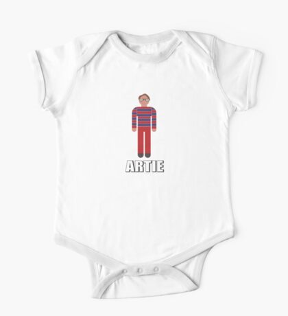 It's Artie… the strongest man…. in the world. Kids Clothes