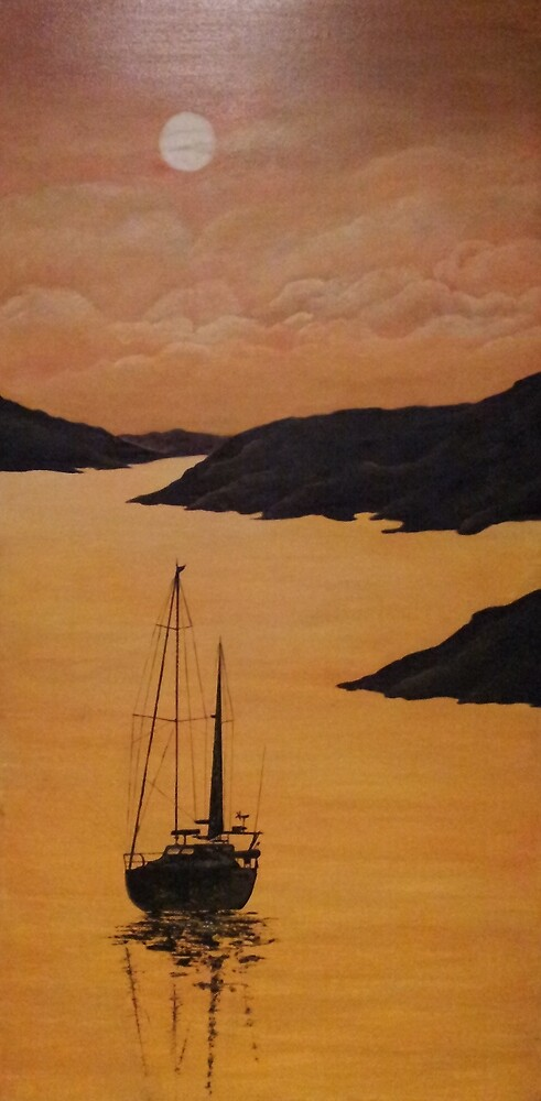 Gone Fishing by Peter McDonnell