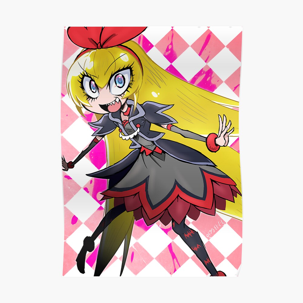 Magical Girl Collection #13 - Selfishness Poster