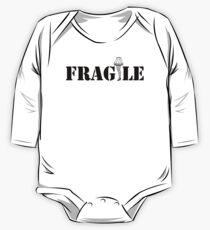 Christmas story, Fragile One Piece - Long Sleeve