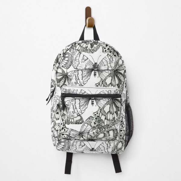 just a bit of an overlap Backpack