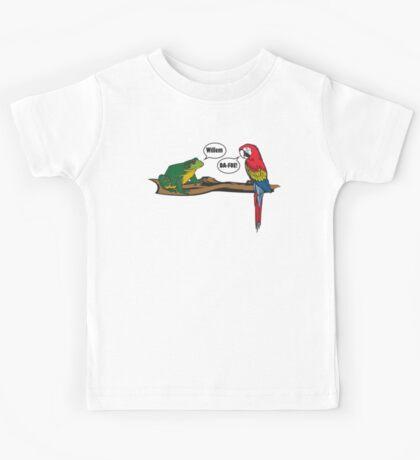 How I met your mother Willem Dafoe Kids Clothes