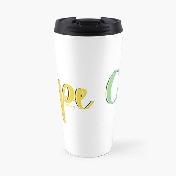 Cape cod calligraphy  Travel Mug