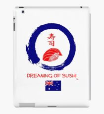 Dreaming of Sushi - Australia 2 iPad Case/Skin