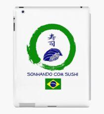 Dreaming of Sushi - Brasil 2 iPad Case/Skin