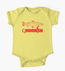 "Movie Clue ""Communism was just a red herring"" One Piece - Short Sleeve"