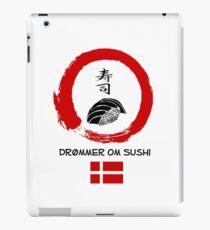 Dreaming of Sushi - Denmark 2 iPad Case/Skin