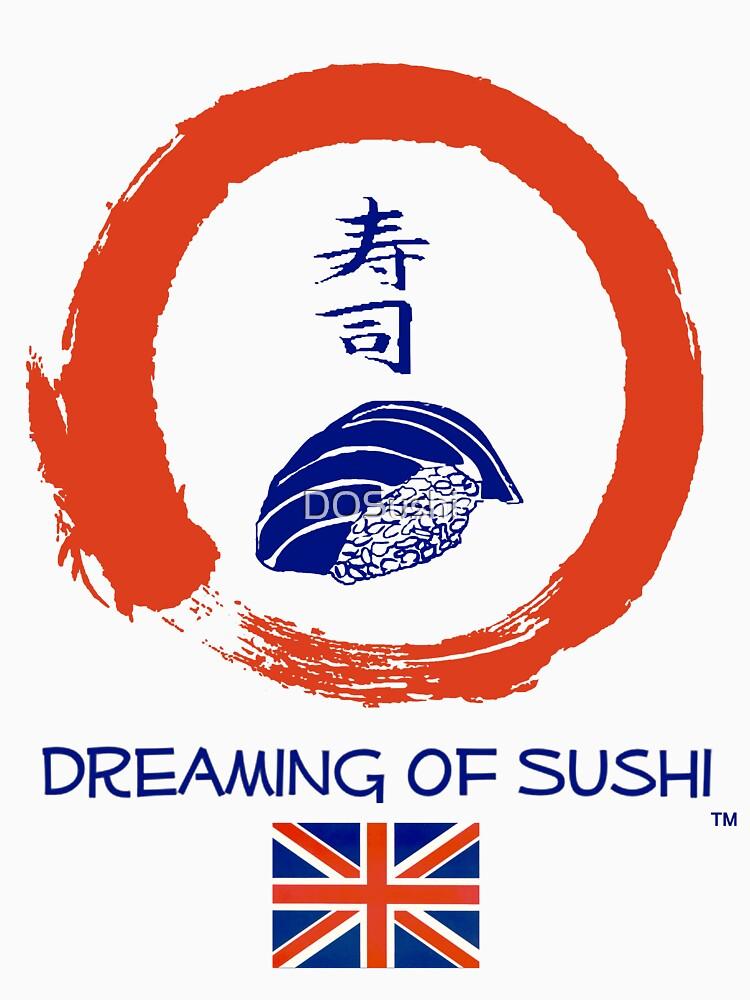 Dreaming of Sushi - United Kingdom 2 by DOSushi