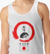 Dreaming of Sushi - Japan 2 Tank Top