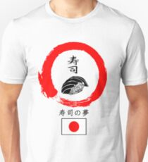 Dreaming of Sushi - Japan 2 Unisex T-Shirt