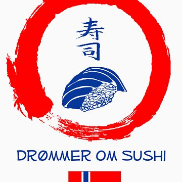 Dreaming of Sushi - Norway 2 by DOSushi