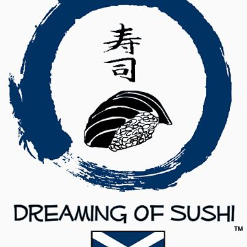 Dreaming of Sushi - Scotland 2 by DOSushi