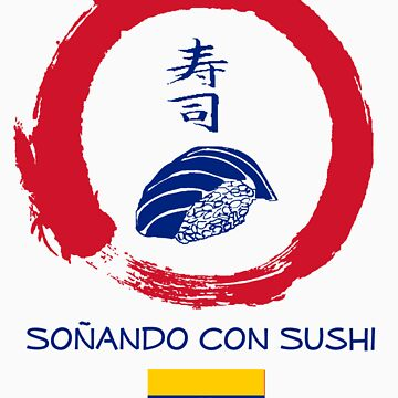 Dreaming of Sushi - Venezuela 2 by DOSushi