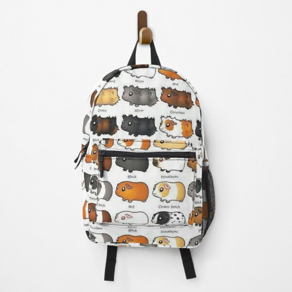 Guinea Pig – Cavy Collection – Model 08 Backpack