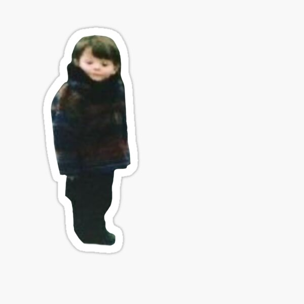 Baby Louis Tomlinson Sticker