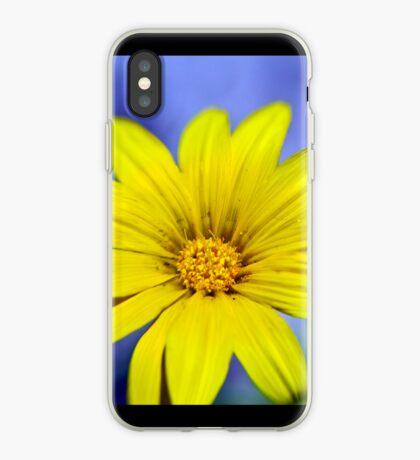 Itsy Bitsy Yellow Flower - iPhone 4 (&3) & iPod Cover iPhone Case