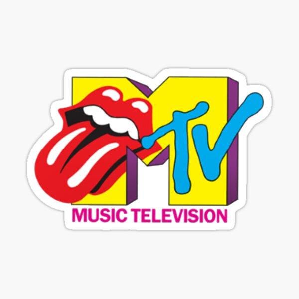 Music TV Sticker