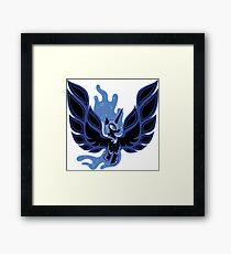Firebird Nightmare Moon Framed Print