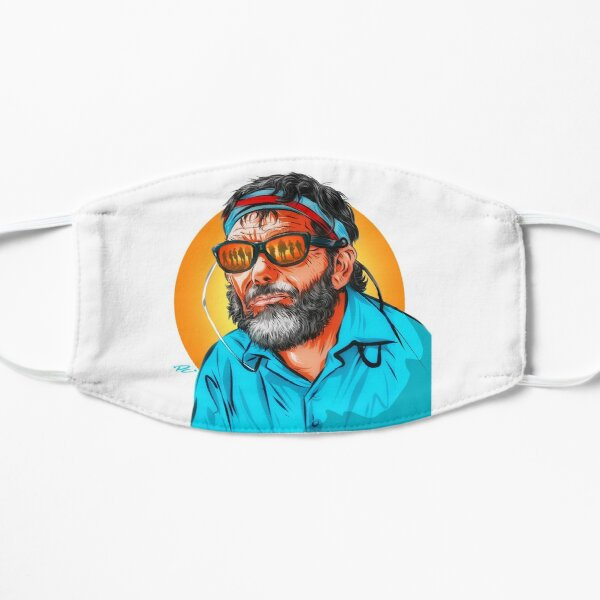 Sam Peckinpah - An illustration by Paul Cemmick Mask
