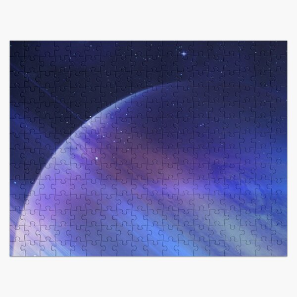 Secrets of the galaxy Jigsaw Puzzle