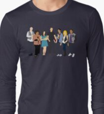The Study Group Long Sleeve T-Shirt
