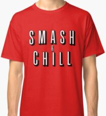 Smash & Chill Classic T-Shirt
