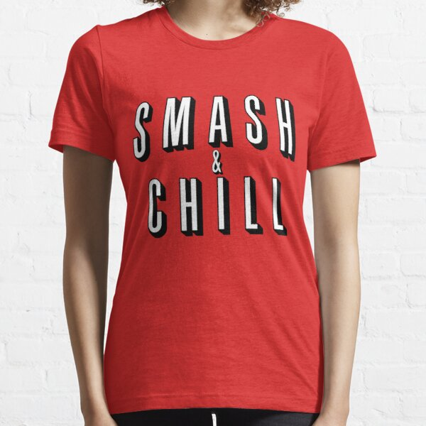 Smash & Chill Essential T-Shirt