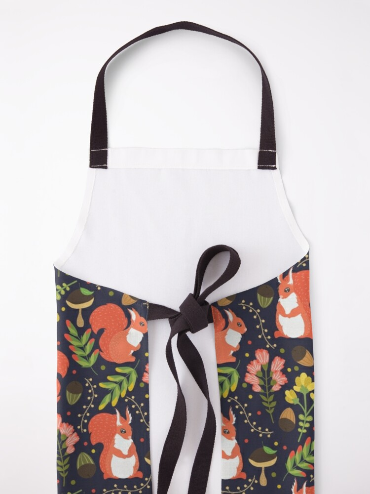 Alternate view of Squirrels Apron