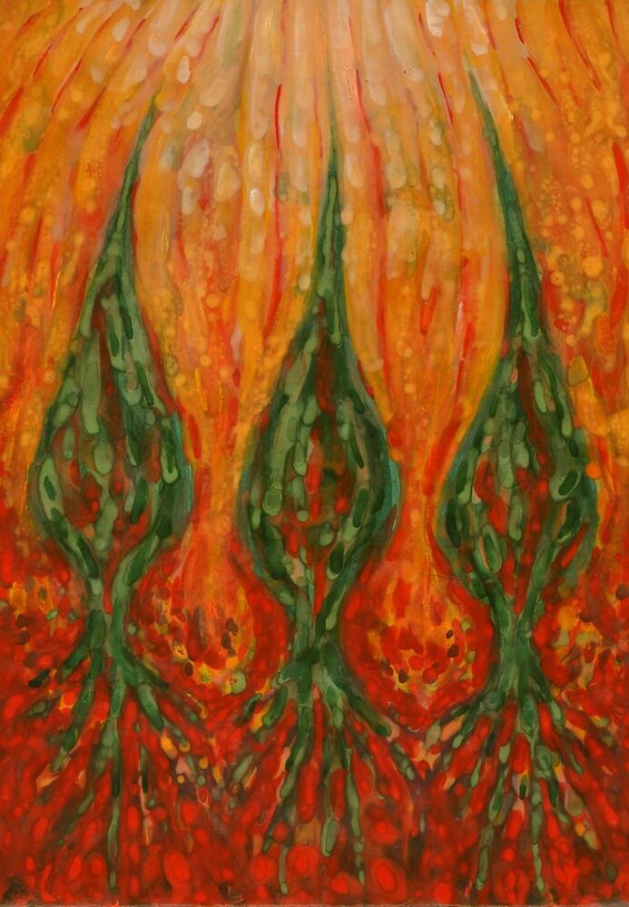 Hot Feelings by Wojtek Kowalski