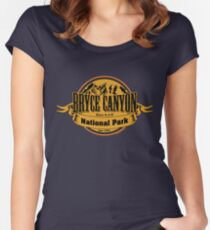 Bryce Canyon National Park, Utah  Women's Fitted Scoop T-Shirt
