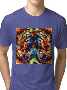 modern composition 13 by rafi talby Tri-blend T-Shirt