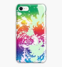Milky Rainbow Splash iPhone Case iPhone Case/Skin