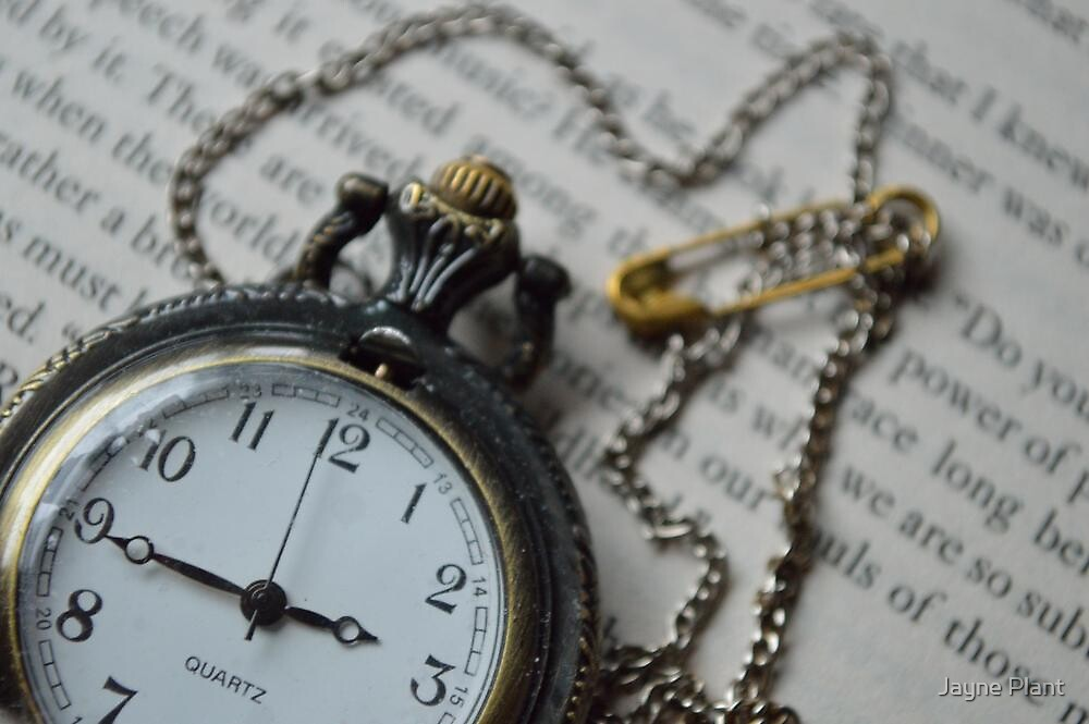 Time by Jayne Plant