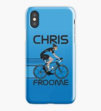 Chris Froome iPhone Case