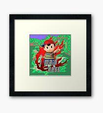 I MAIN NESS Framed Print