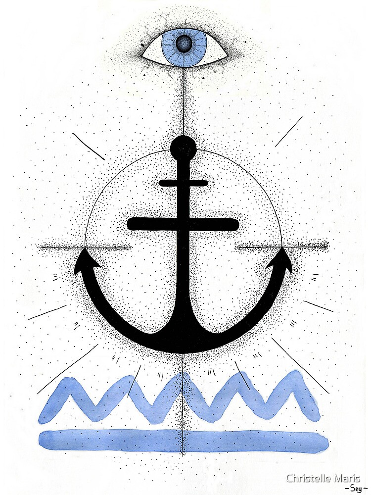 Anchor by Christelle Maris