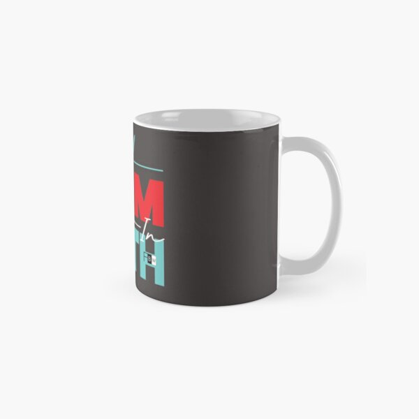Stand Firm in Faith Classic Mug