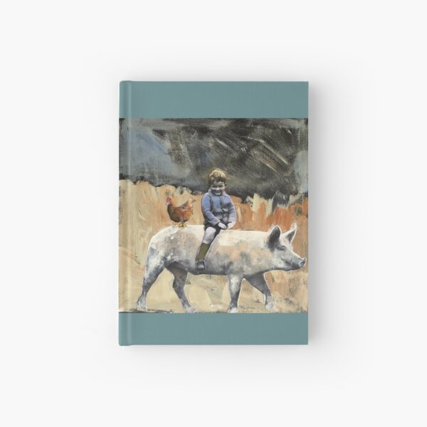 the sweetest ride Hardcover Journal
