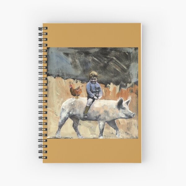 the sweetest ride Spiral Notebook