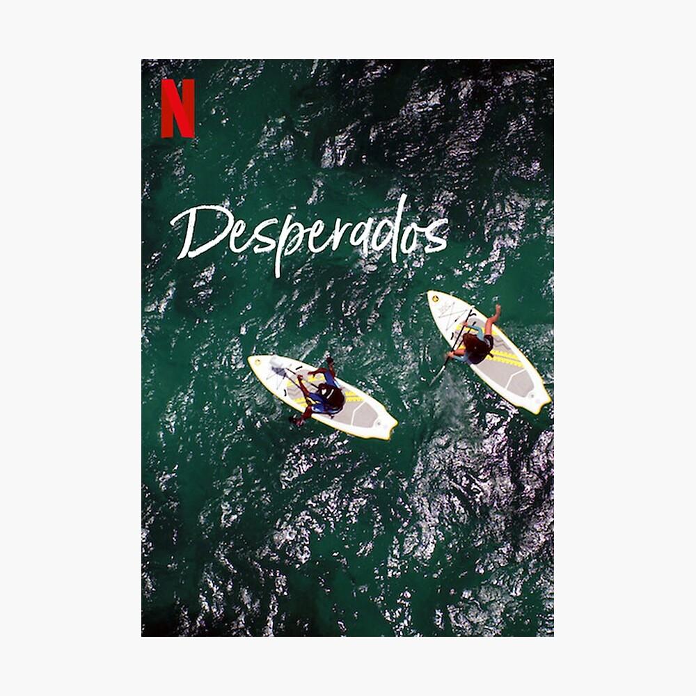 Desperados 2020 Movie Poster By Toniimler Redbubble