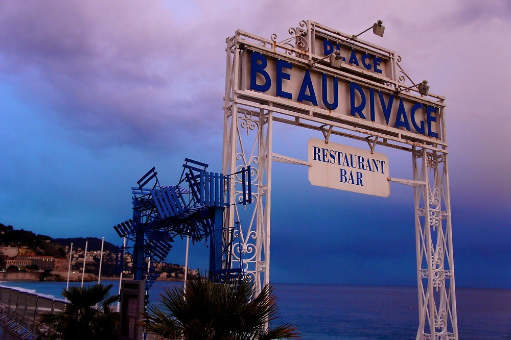 Beau Rivage Nice by PlanetFranck