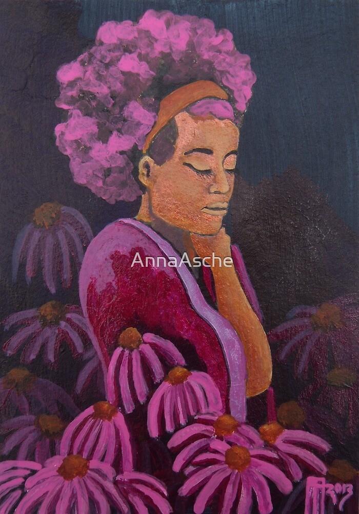 echinacea by AnnaAsche