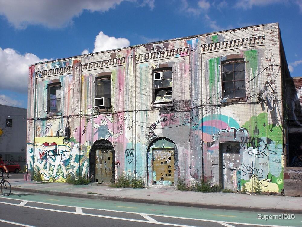 Brooklyn Grafitti 3 by Supernal616