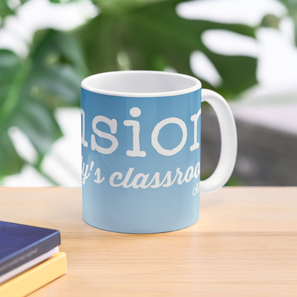 Inclusion..it's everybody's classroom. Mug