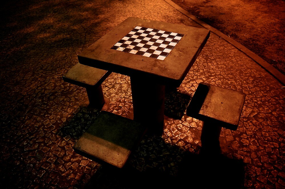 Checkmate by PlanetFranck