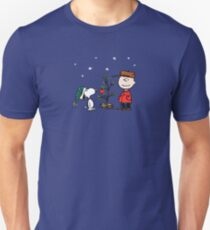 A Charlie Brown Christmas Unisex T-Shirt