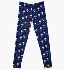 A Charlie Brown Christmas Leggings