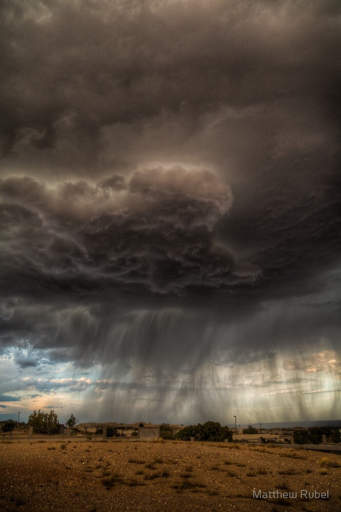 Desert Rain by Matthew Rubel